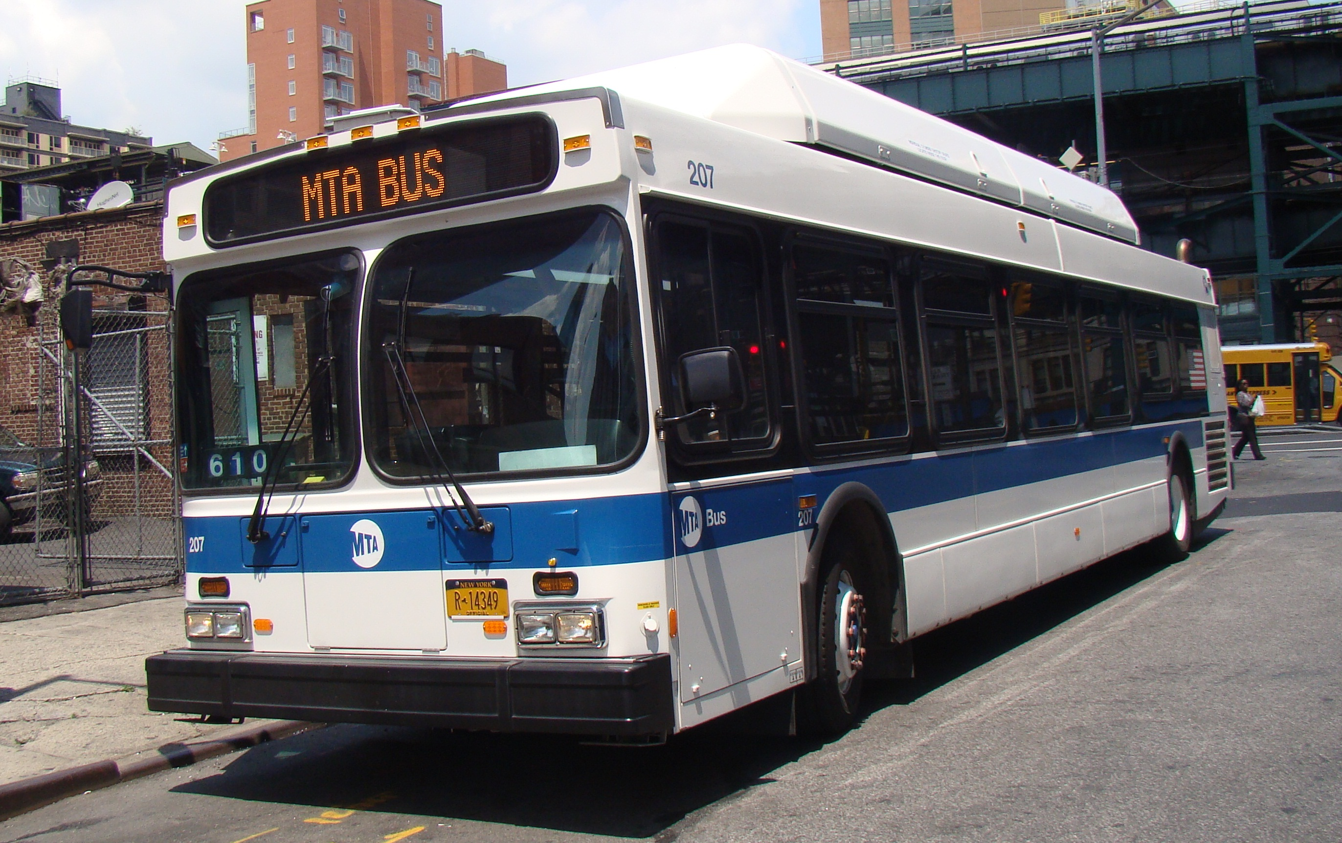 A Modest Proposal for the MTA Bus Company