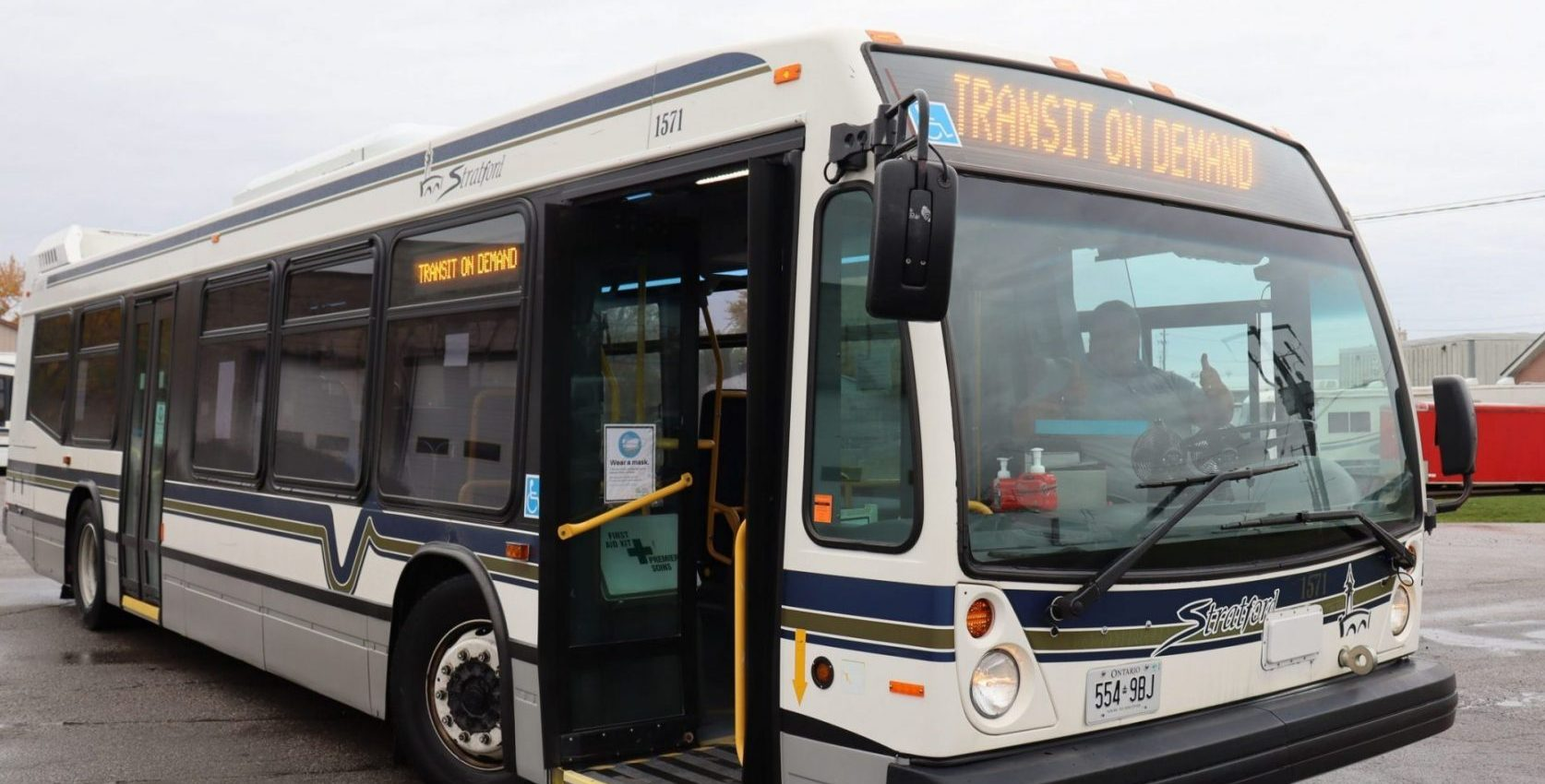 Incoming Funding an Opportunity for Transit Innovation