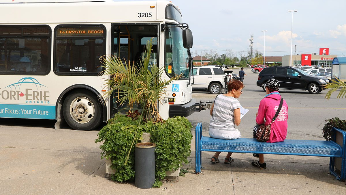 On-Demand Transit Coming to Fort Erie
