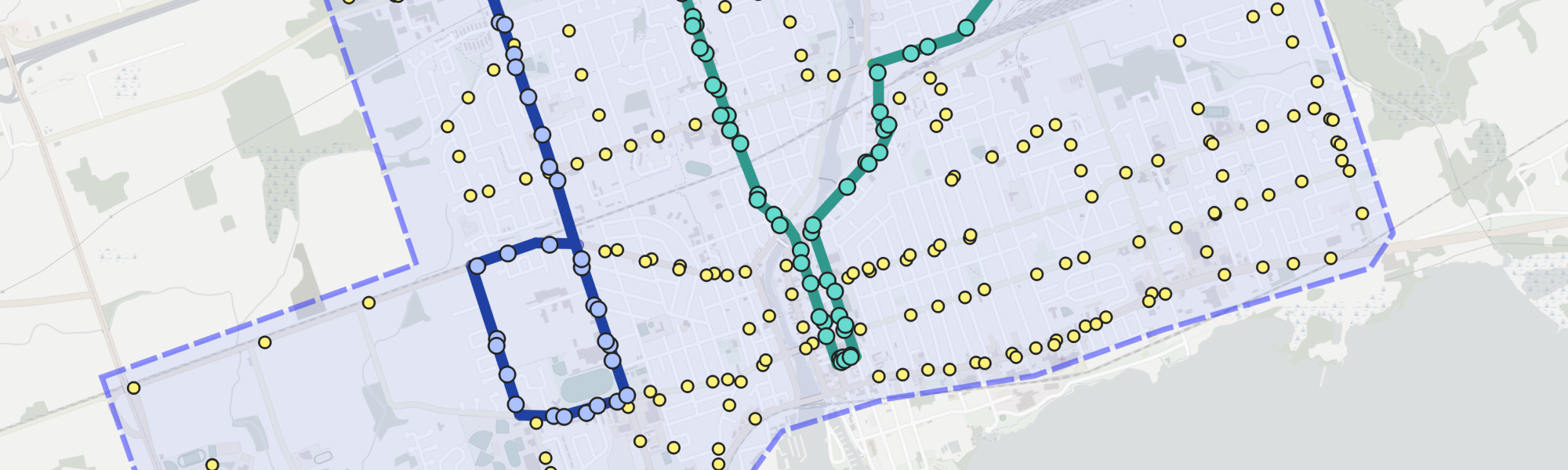 How Better Origin-Destination Data Creates Better Fixed Routes